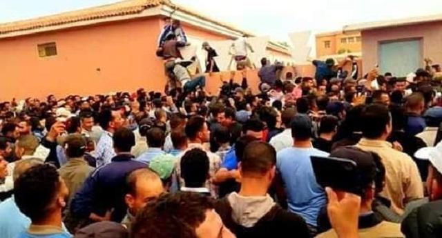 تسابق شباب ولاد تايمة للعمل بحقول فرنسا يثير استياء النشطاء