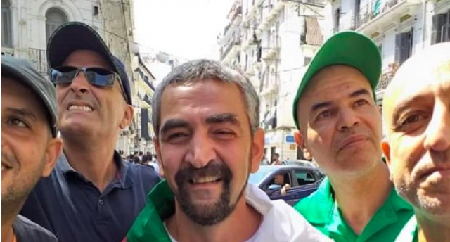 الجزائر.. اختطاف الناشط السياسي سمير بلعربي