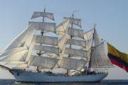 السفينة الكولومبية