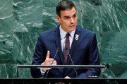 في خطابه أمام الأمم المتحدة.. سانشيز يدعم موقف المغرب حول قضية الصحراء