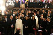 ولي العهد يمثل الملك في المراسيم الرسمية لتشييع جثمان الرئيس جاك شيراك
