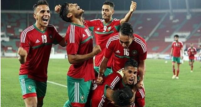 المنتخب المغربي للمحليين يتفوق على بوركينافاسو