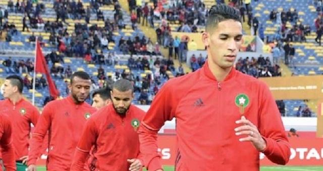 رسميا.. بانون ينضم لمعسكر المنتخب لمواجهة الجزائر