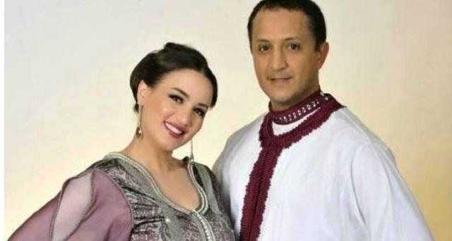سناء عكرود تعلن انفصالها عن زوجها محمد مروازي