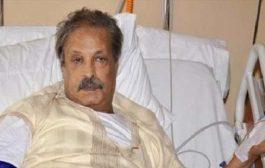 وعكة صحية مفاجئة.. عبد العظيم الشناوي في المستشفى العسكري