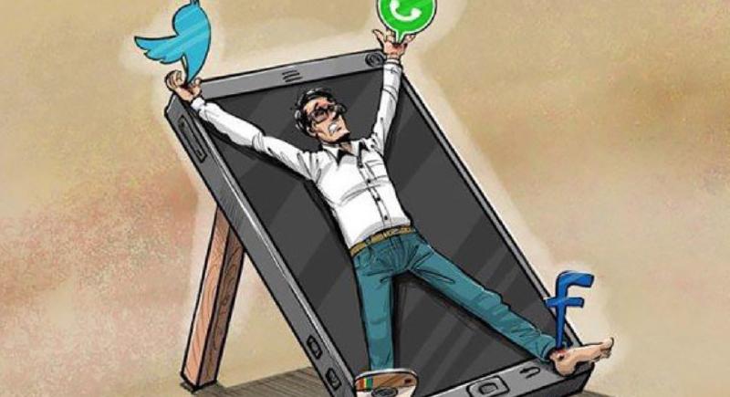 تعرف على أكثر الشعوب التي تقضي معظم وقتها على مواقع التواصل الاجتماعي