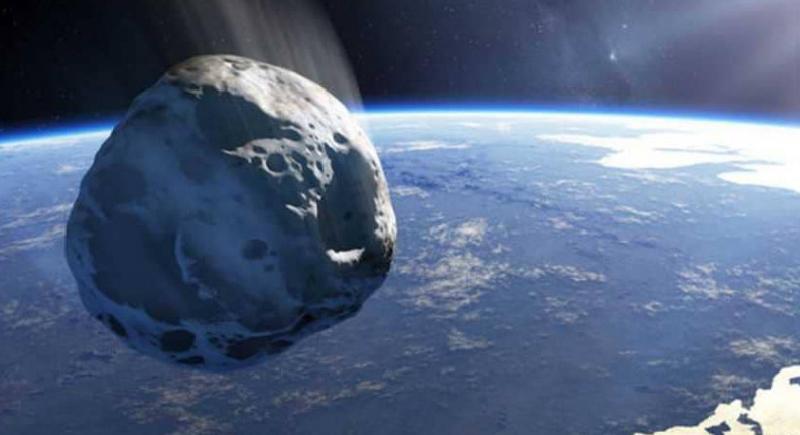 كويكب ضخم يقترب من الأرض الأسبوع المقبل