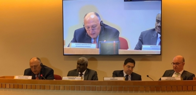 بصمة المغرب الواضحة في عمل مجلس السلم والأمن الإفريقي