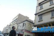 انهيار سطح أحد المنازل بدرب السلطان يثير هلع الساكنة (صور)