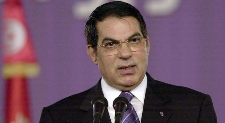 وفاة الرئيس التونسي الأسبق زين العابدين بن علي بالسعودية