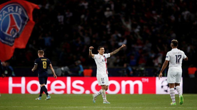 باريس سان جيرمان يذل ريال مدريد بثلاثية نظيفة في دوري الأبطال