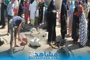 استنفار بمنطقة الهراويين إثر سقوط طفل ببالوعة للصرف الصحي