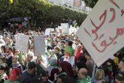 الرعب من الحراك يدفع النظام العسكري الجزائري للتهجم على المغرب