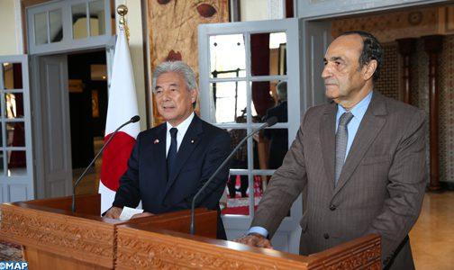 رئيس مجموعة الصداقة اليابانية المغربية يؤكد دعم جهود المغرب في قضية الصحراء المغربية
