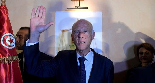 تونس.. هذه تعهدات قيس سعيد