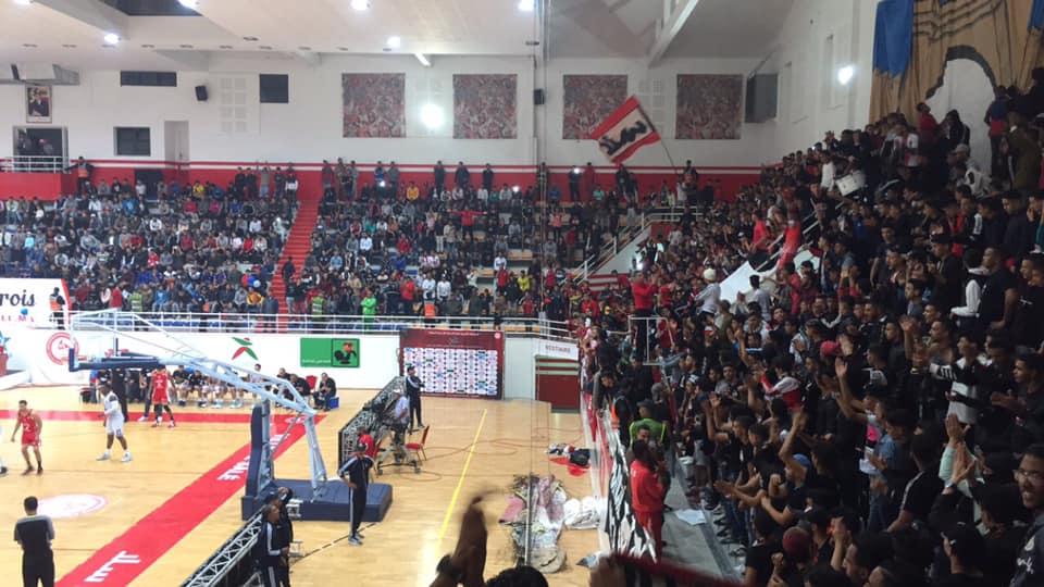 جمعية سلا يغادر البطولة العربية لكرة السلة أمام بيروت اللبناني