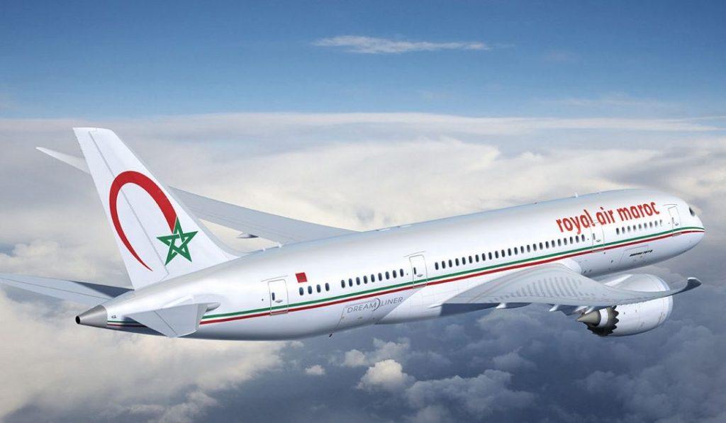 طائرة مغربية تقلع نحو الصين لشحن لقاح