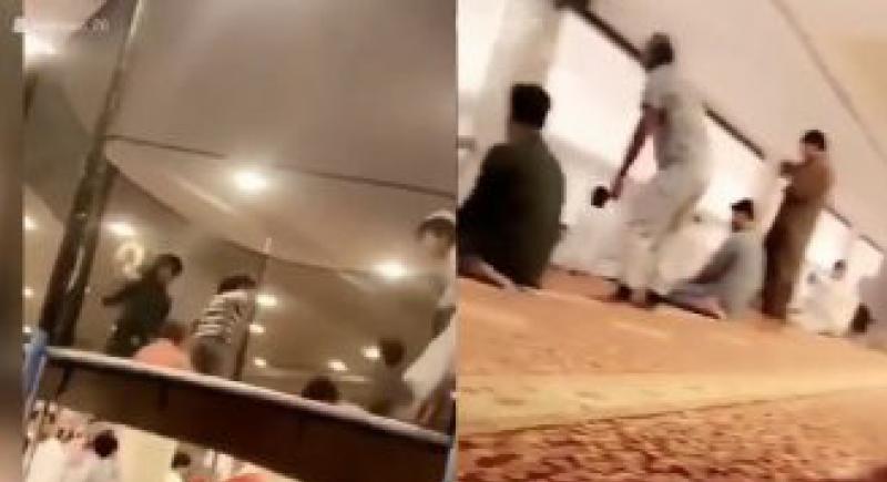 السعودية: ألعاب أطفال داخل مسجد تثير جدلا واسعا والسلطات تتدخل (فيديو)