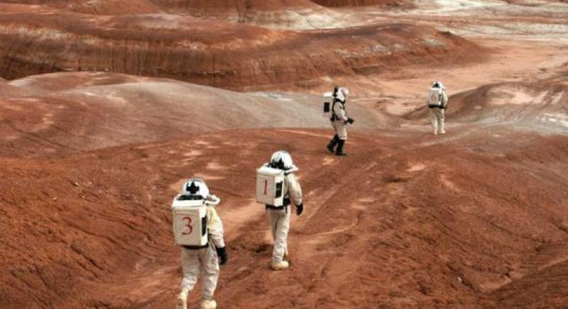 علماء فلك: المريخ كان صالحًا للحياة لمدة تصل إلى مليون سنة