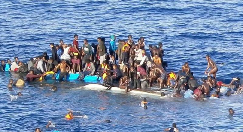 غرق أكثر من 1146 شخص في محاولات الوصول لأوروبا خلال النصف الأول من عام 2021