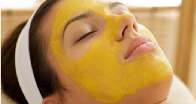 وصفة سهلة لإزالة شعر الوجه بالكركم
