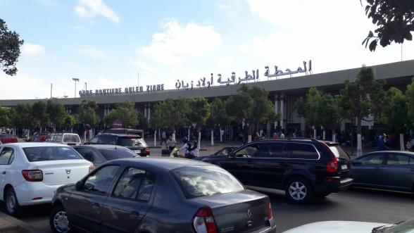 مجلس البيضاء يسابق الزمن لإنهاء فوضى محطة أولاد زيان