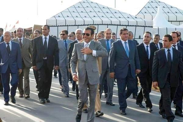 الأمير مولاي رشيد يترأس افتتاح الدورة الـ12 لمعرض الفرس بالجديدة