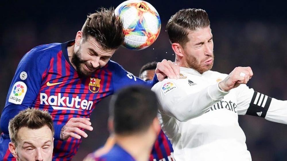ريال مدريد يتفق مع برشلونة على موعد مباراة