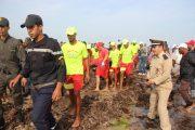 بالصور.. البحر يلفظ جثثا جديدة ضمن ضحايا ''فاجعة زناتة''