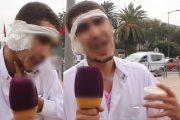 أمن الدار البيضاء يعتقل شخصاً قطع أذن شاب بوحشية