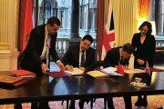 المغرب والمملكة المتحدة يوقعان اتفاق شراكة في لندن
