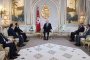 رسالة شفوية من الملك محمد السادس إلى الرئيس التونسي قيس سعيد