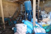 مديونة.. ضبط مستودعين سريين لإنتاج الأكياس البلاستيكية الممنوعة