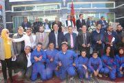 """""""السباق نحو الفضاء"""".. مغاربة يتنافسون للمشاركة في مخيم لـ"""