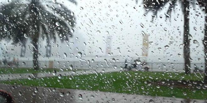 نشرة خاصة: زخات رعدية قوية وعواصف اليوم بعدد من المناطق