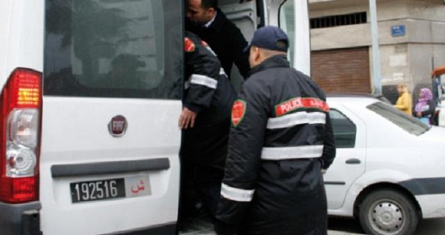 أمن طنجة يعتقل المشتبه به الرئيسي في جريمة قتل بوزان
