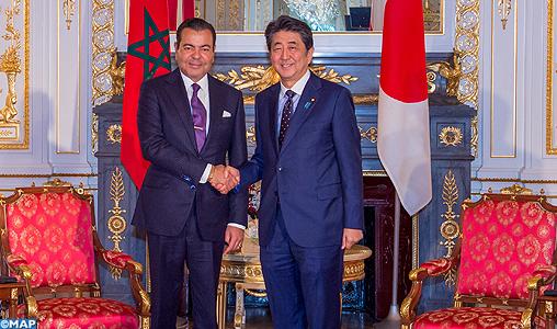 الأمير مولاي رشيد يتباحث بطوكيو مع الوزير الأول الياباني