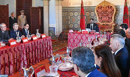 برئاسة الملك.. مجلس الوزراء يستعرض 4 أولويات لقانون مالية 2020
