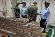 توقيف مواطن برازيلي في حالة تلبس بتهريب مخدر الكوكايين بمطار مراكش