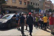 ساكنة أحياء بسلا تخرج للاحتجاج ضد غلاء فواتير الماء والكهرباء