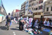 سلطات مدينة القنيطرة تبدأ حملة لتحرير الملك العمومي