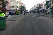 بعد تهاطل الأمطار.. جماعة سلا تبدأ إصلاح شوارع المدينة