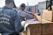 الجمارك الجزائرية تواصل إيقاف شاحنات للبوليساريو بميناء الجزائر