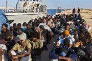بينهم مغاربة: البحرية الليبية تنقذ 200