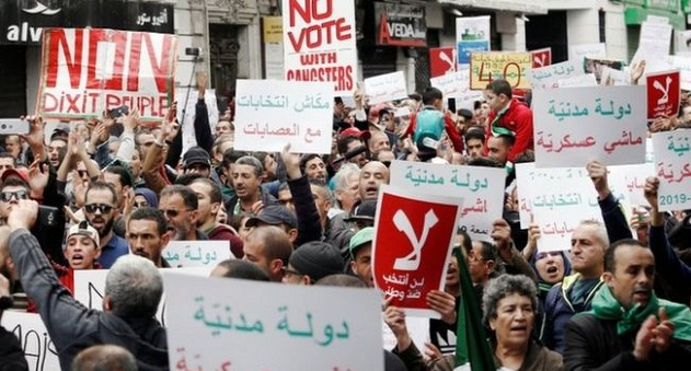 في ظل الحراك.. الجزائر تنظم الرئاسيات دون مراقبين دوليين