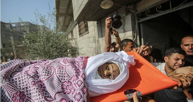 بعد سقوط عشرات القتلى.. إعلان وقف إطلاق النار في غزة