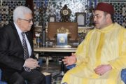 الملك يهنئ محمود عباس بمناسبة العيد الوطني لفلسطين