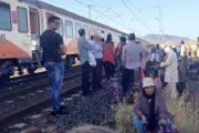 صباح اليوم.. توقف حركة القطارات بين القنيطرة والبيضاء يغضب المسافرين