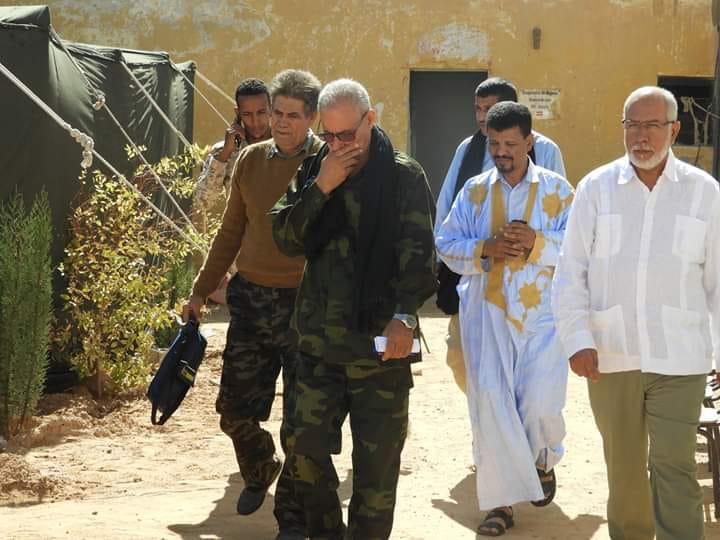 إضراب ناشط صحراوي بسجن الذهيبية يحرج البوليساريو
