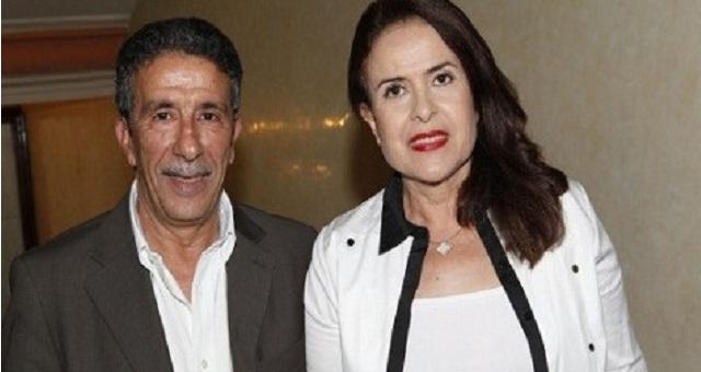 عزيز سعدالله يكشف حقيقة انفصاله عن زوجته خديجة أسد